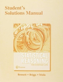 Image for Student's solutions manual for statistical reasoning for everyday life