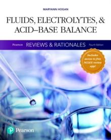 Image for Fluids, electrolytes, & acid-base balance with nursing reviews & rationales