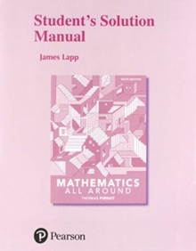 Image for Student Solutions Manual for Mathematics All Around