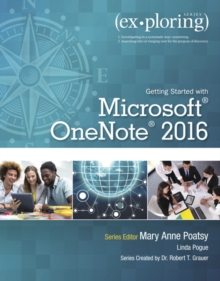 Image for Exploring getting started with Microsoft Onenote for Office 2016