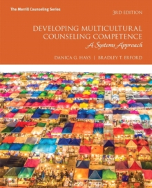 Image for Developing multicultural counseling competence  : a systems approach