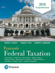 Image for Pearson's federal taxation 2018: Comprehensive