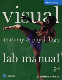 Image for Visual anatomy & physiology lab manual