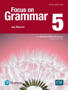 Image for NEW EDITION FOCUS ON GRAMMAR 5 WITH ESSE
