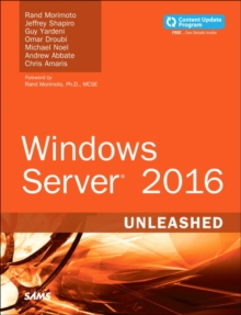 Windows Server 2016 unleashed - Morimoto, Rand