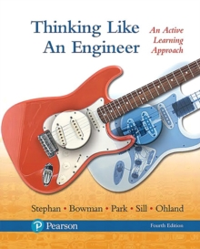 Image for MyLab Engineering with Pearson eText -- Access Card -- for Thinking Like an Engineer : An Active Learning Approach