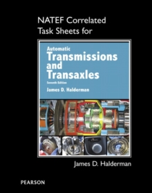 Image for NATEF Correlated Task Sheets for Automatic Transmissions and Transaxles