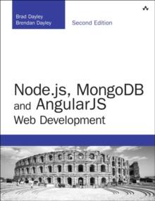 Image for Node.js, MongoDB and Angular web development