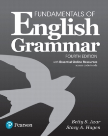 Image for Fundamentals of English Grammar Student Book with Online Resources, 4e