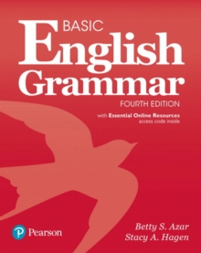 Image for Basic English Grammar Student Book with Online Resources, 4e