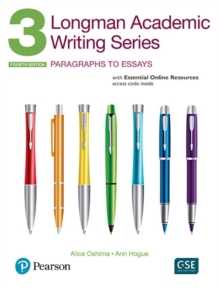 Image for Longman Academic Writing Series 3 SB with online resources