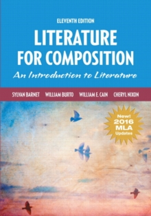Image for Literature for Composition, MLA Update