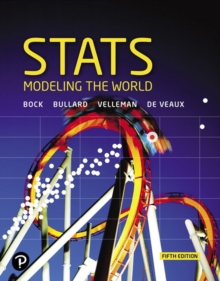 Image for Stats  : modeling the world