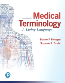 Image for Medical terminology  : a living language