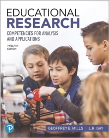 Image for Educational Research : Competencies for Analysis and Applications