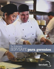 Image for ServSafe Manager Book Standalone in Spanish
