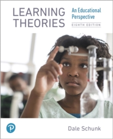 Image for Learning theories  : an educational perspective