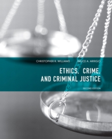 Image for Ethics, crime, and criminal justice