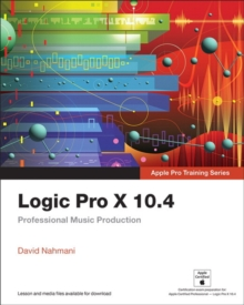Logic Pro X 10.4 - Nahmani, David
