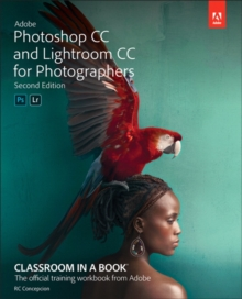 Image for Adobe Photoshop CC and Lightroom CC for photographers