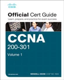 CCNA 200-301 official cert guideVolume 1 - Odom, Wendell