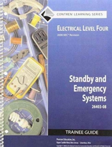 26403-08 Standby and Emergency Systems TG