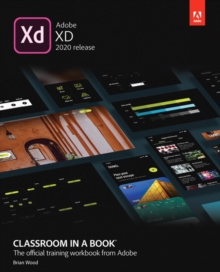 Image for Adobe XD CC classroom in a book