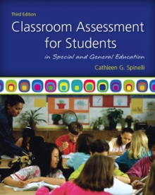 Image for Classroom assessment for students in special and general education