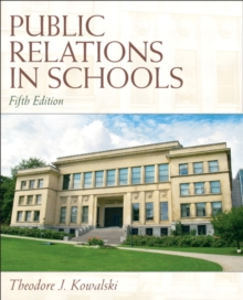 Image for Public relations in schools