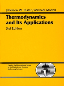 Image for Thermodynamics and Its Applications