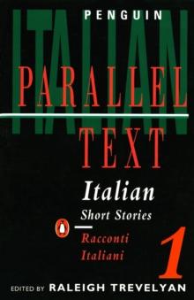 Image for Italian Short Stories