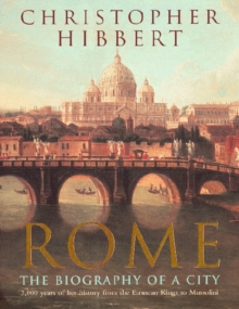 Image for Rome  : the biography of a city