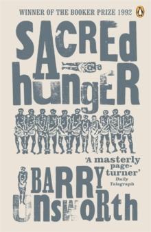 Image for Sacred hunger