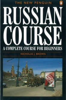 Image for The new Penguin Russian course