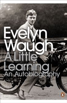 Image for A little learning  : the first volume of an autobiography