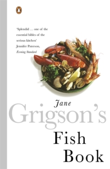 Image for Jane Grigson's fish book