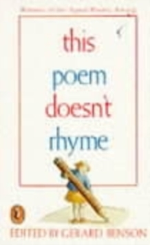 Image for This poem doesn't rhyme