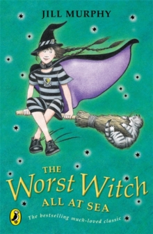Image for The worst witch all at sea