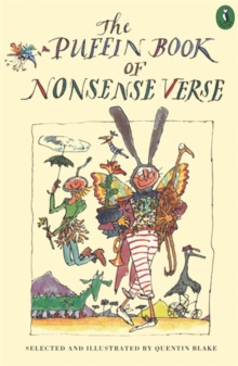 Image for The Puffin book of nonsense verse