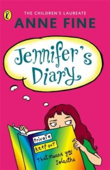 Image for Jennifer's diary