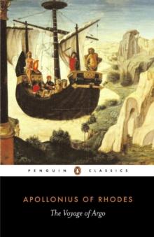 Image for The voyage of Argo  : the Argonautica