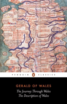 Image for Gerald of Wales  : the journey through Wales and the description of Wales