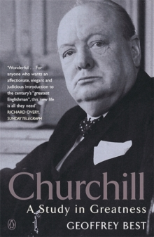 Image for Churchill  : a study in greatness