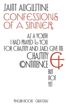 Image for Confessions of a sinner