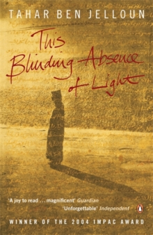 Image for This blinding absence of light