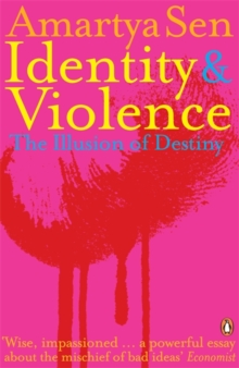 Image for Identity and violence  : the illusion of destiny