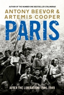 Image for Paris  : after the liberation, 1944-1949