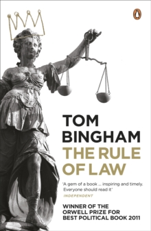 Image for The rule of law