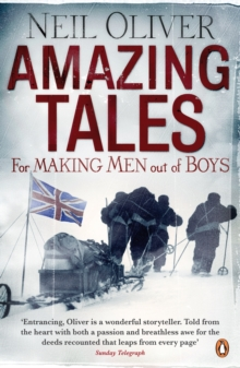 Image for Amazing tales for making men out of boys