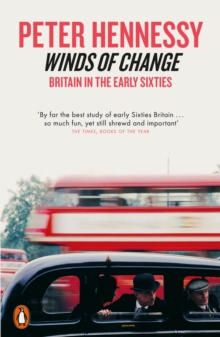 Image for Winds of change  : Britain in the early sixties